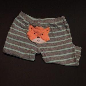 Carters Fox Back Baby Sweats